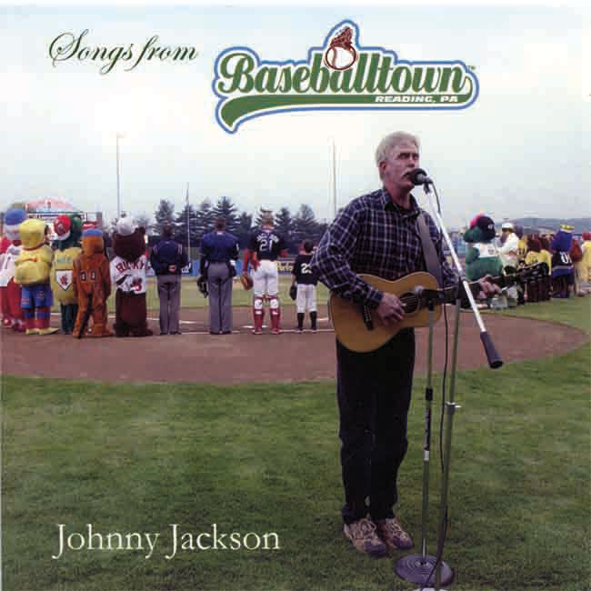Songs from Baseballtown CD Cover